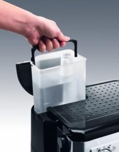 DeLonghi BCO 420 Kombi-Kaffeemaschine / 15 Bar / ESE-System / edelstahl -