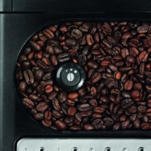 KRUPS EA8108 Kaffeevollautomat (1,8 l, 15 bar, CappuccinoPlus-Düse) schwarz -